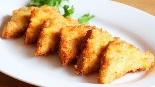 港式著名蝦多士的家庭做法【美食天堂 CiCi's Food Paradise】