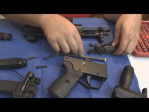 Field Strip - H&K MP5