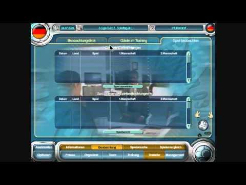 Let's Play Anstoss 4 Edition 03/04 #2 von Casino - Eine kleine Einführung