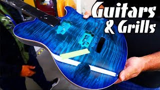 GUITARS & GRILLS: The Music Man Experience - Documentary