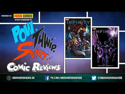 [NHR #60] Infinity Band 1 & 2 Comic Rezension | Marvel | Pan