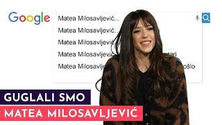 Matea Milosavljević: Živela sam na parkingu Ade Ciganlije! | GUGLALI SMO | S03E33