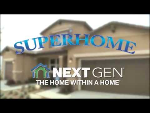 Lennar 39 S Superhome Next Gen The Home Within A Home Youtube