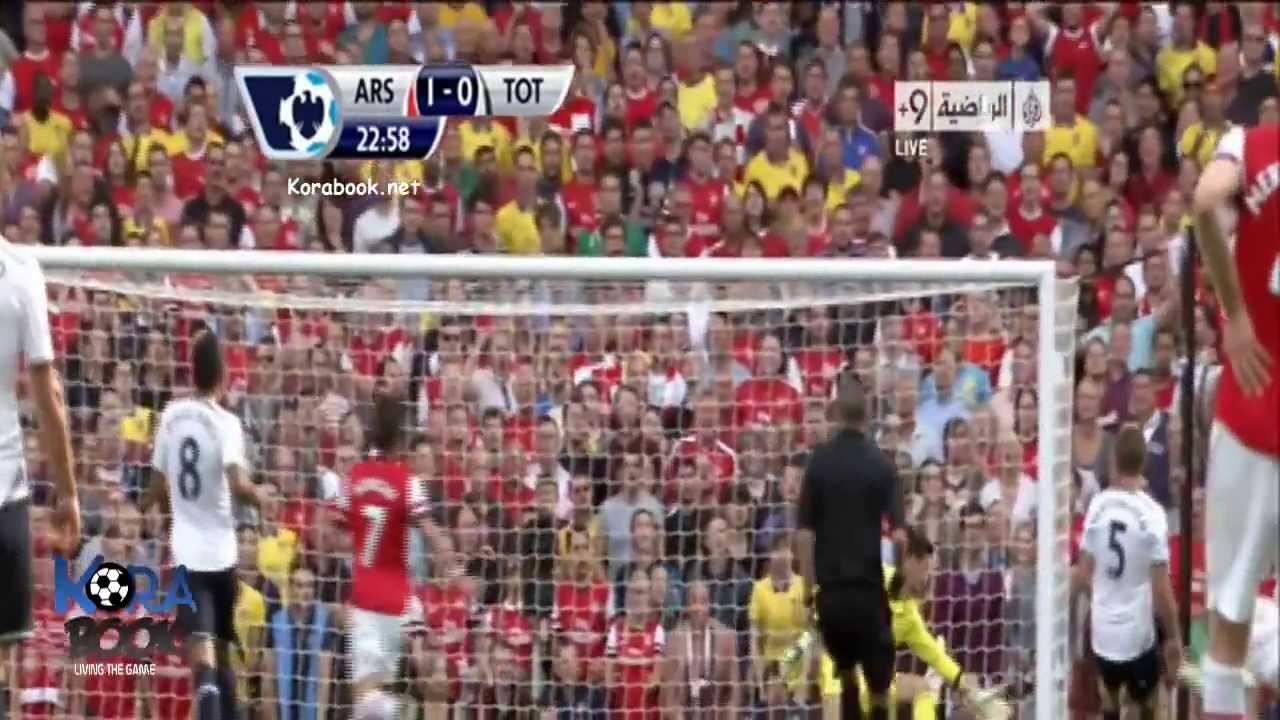 Download Arsenal vs Tottenham Hotspur 1-0 (All Goals & Highlights) 1/9/13 - 2013 [HD 720p]
