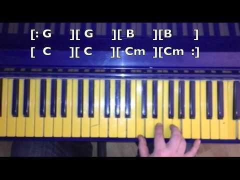 Creep Radiohead Piano Youtube