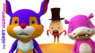Counting Rhymes   Simple Nursery Non Stop Rhymes for Kids   Hippy Hoppy Show