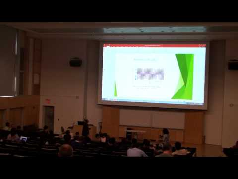 PhD 1st Session: Dalhousie University - ECED Graduate Conference - 2017