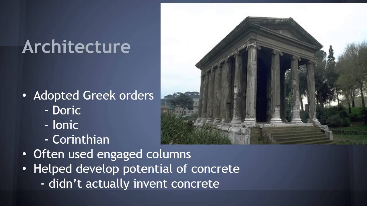 Ancient Rome Powerpoint Video