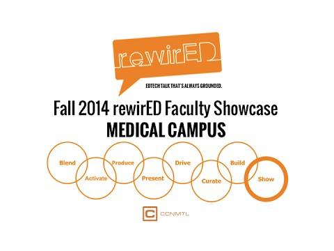 EVENT | RewirED at CUMC: Faculty Showcase, December 9, 2014