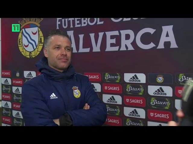 FC Alverca SUB 19 Canal 11