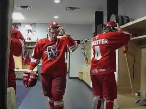 Day in the Life: Allen Americans Hockey