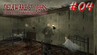 Delaware St. John 1: The Curse of Midnight Manor ⫸Englisch⫷ #04 -ENDE-