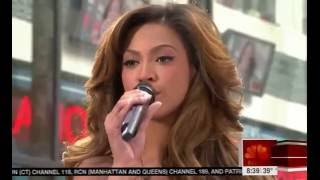 Beyonce   Listen   Live @t Today Show
