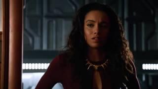 DC's Legends of Tomorrow 2x14 Ending Scene Amaya sees Mari/Vixen her Granddaughter Part #1