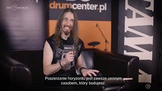 Dirk Verbeuren Megadeth dla INFODRUM.PL