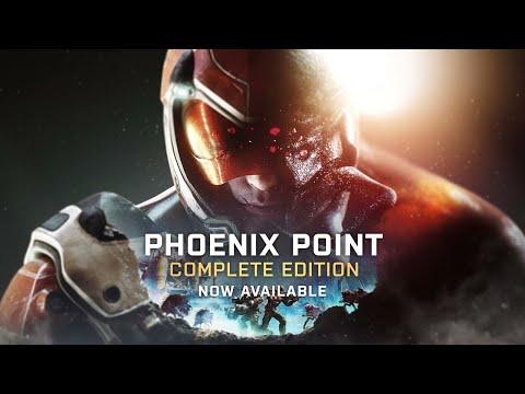 Phoenix Point Year One Edition - First Few Mins Gameplay |