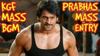 Best Prabhas Mass Entry Scene | Best KGF Mass BGM | Prabhas Status | Whatsapp status | Telugu Status