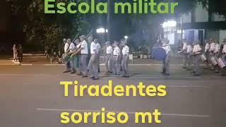 Escola militar Tiradentes sorriso MT