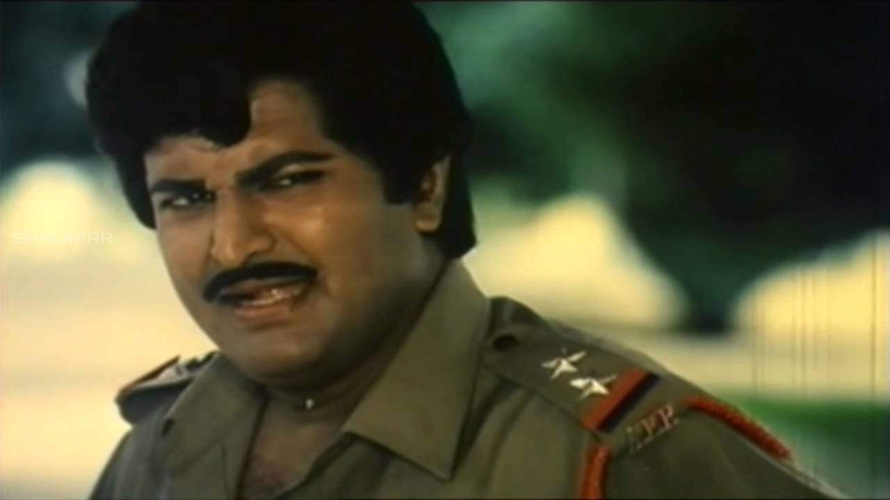 Khaidi No 786 Movie || Hilarious Comedy Scene By Mohan Babu