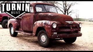 1955 Chevy Truck | A Turnin Rust Extra