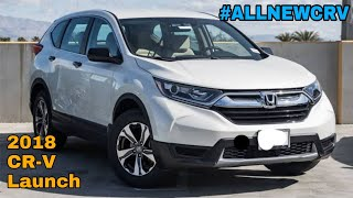 CRV 2018l #ALLNEWCRV | HONDA NEW CAR | 1ST | Vbo Life