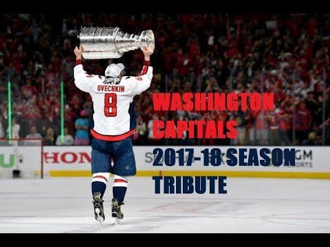Washington Capitals 2017-18 Season Tribute 'Whatever It Takes'