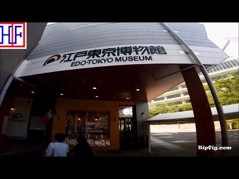 Tokyo | Edo-Tokyo Museum | Tourist Attractions | Episode# 8