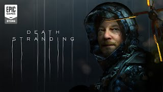 DEATH STRANDING - PC Launch Trailer
