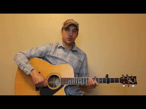 Traveller - Chris Stapleton - Guitar Lesson | Tutorial