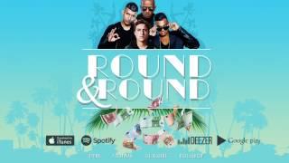 Dyna - Round & Round ft. F1rstman, Lil Kleine & Bolle Bof (Audio Only )