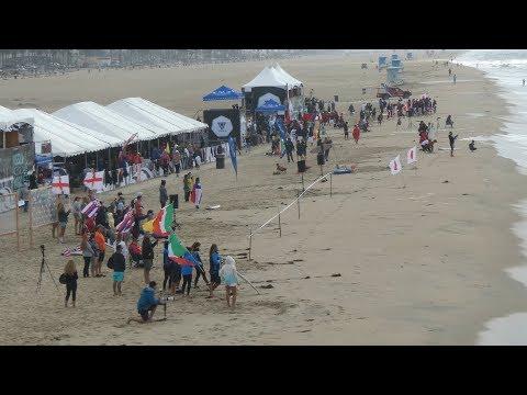 Huntington Beach, CA, Surf, 10/27/2019 AM