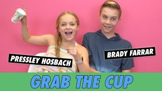 Pressley Hosbach vs. Brady Farrar - Grab The Cup