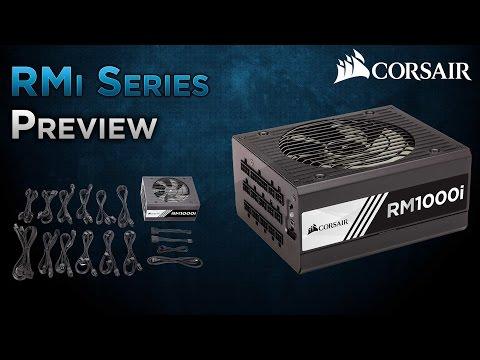Corsair RMi Series RM850i 850W Full Modular 80 Plus Gold
