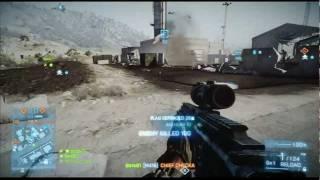 Battlefield 3 Xbox 360 gameplay