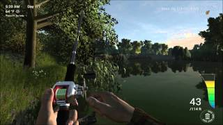 Fishing planet | Trophy largemouth bass tutorial.
