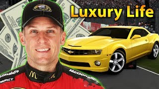 Jamie McMurray Luxury Lifestyle | Bio, Family, Net worth, Earning, House, Cars
