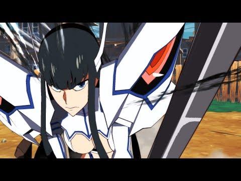 Kill la Kill the Game: IF  Anime Expo 2018 Trailer / 「キルラキル ザ・ゲーム -異布-」Anime Expo 2018 トレーラー
