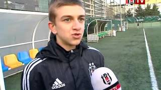 BJK U-15 Takımı Oyuncusu Rıdvan Yılmaz'ı Tanıyalım