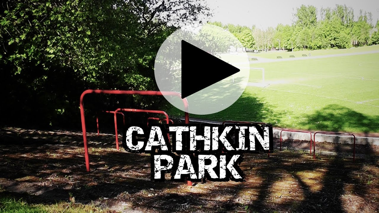 Exploring Cathkin Park Home Of Third Lanark HD