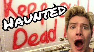 TORTURED IN HAUNTED THEATER