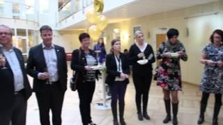 Invigning Clockwork och Bsmart Legal Juristbyrå i Gävle