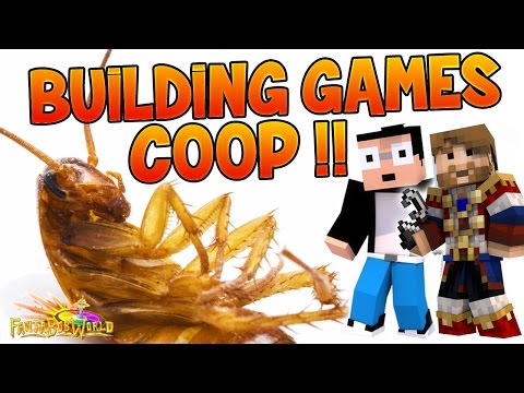 BUILDING GAMES COOP : LA RUINE DU CAFARD ! - Fanta et Bob FBW Minecraft
