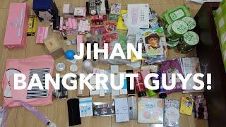 Video HUGE KOREAN HAUL 2017 | Jihan Putri download MP3, 3GP, MP4, WEBM, AVI, FLV Desember 2017