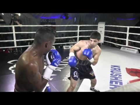 Давид Агаджанян Vs Lorenzo Parra                        Duran Boxing