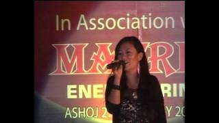 Chyangba hoi Chyangba By Mausami Gurung  / Live Performance@ Dharan
