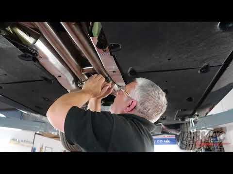 Tarmac Sportz Kia Stinger Ark Performance Exhaust Install