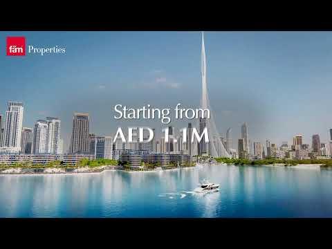 Vida Residences in Dubai Creek Harbour