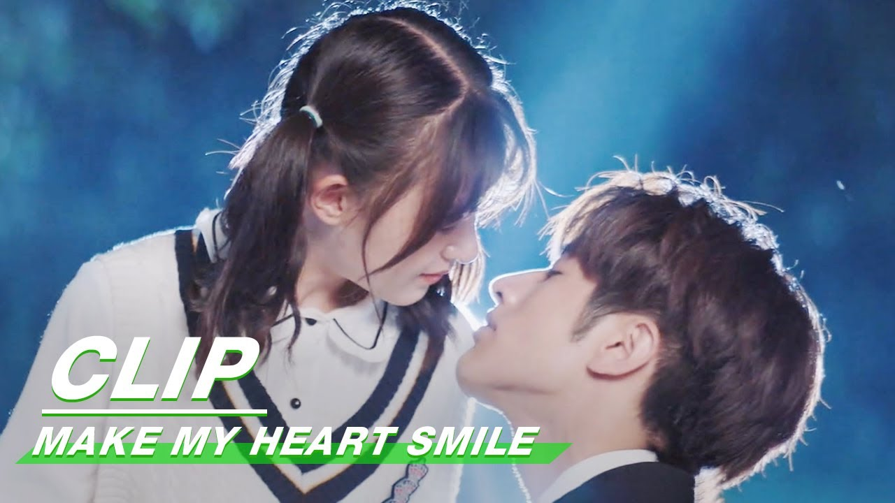 Clip: Ye Kisses Gu In Her Dream   Make My Heart Smile EP13   扑通扑通喜欢你   iQiyi