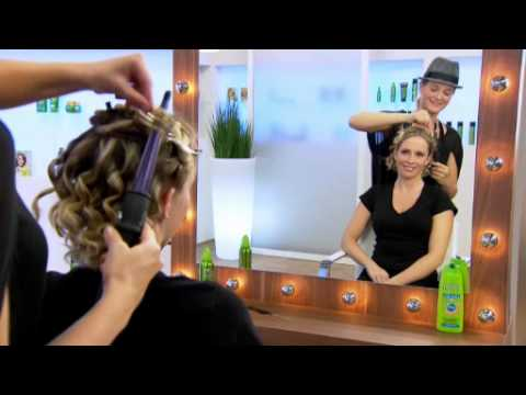 Bob Frisur Sina Velke Haarstyling Video Von Garnier Youtube