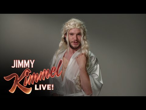 Kit Harington's NeverBeforeSeen Game of Thrones Audition